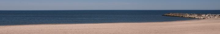 Vesterhavet ved Agger strand